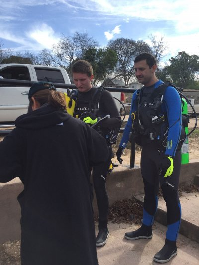 New Years Day Dive 2019